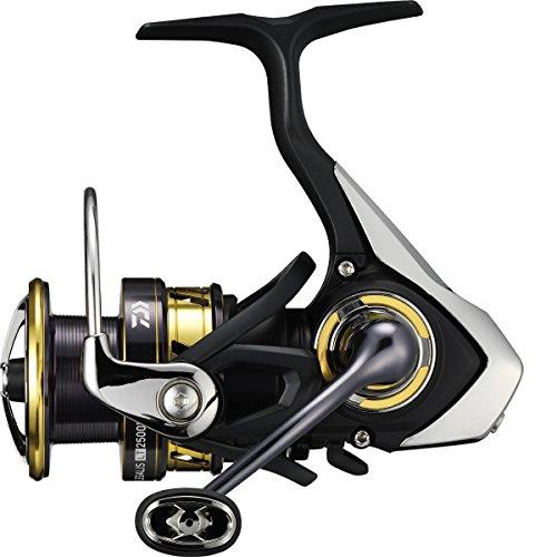 Daiwa Legalis LT 5.3:1 Left/Right Hand Spinning Fishing Reel - LGLT3000D-C ()