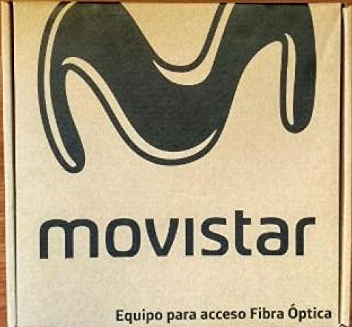 FIBRA ÓPTICA MOVISTAR ROUTER WIFI+ONT+VIDEOBRIDGE-(HGU) 2,4 y 5 GHZ: Amazon.es: Electrónica