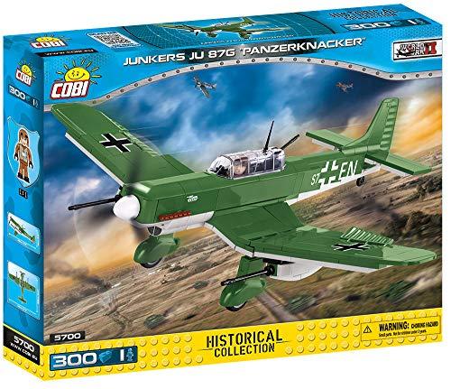 (COBI Historical Collection JunkersJu87G German Dive Bomber)