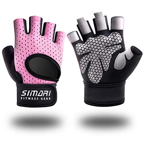 SIMARI Workout Gloves for