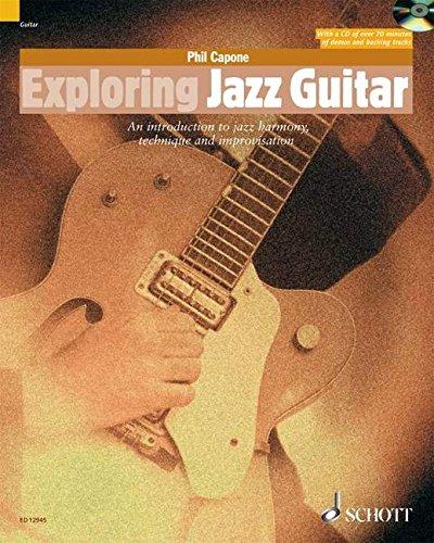 (EXPLORING JAZZ GUITAR        BOOK/CD)