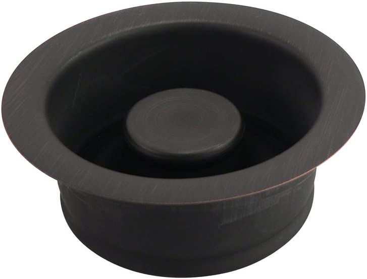 Plumb Pak PP5417VB Flange and Stopper 6 x 5-1//4 for Use with Ise Kenmore and Kitchen Aid Disposals Ge Venetian Bronze