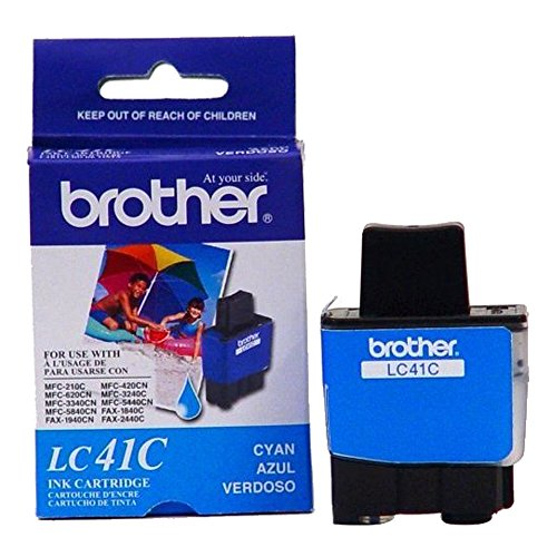 Brother Mfc 5440cn Printer - Brother MFC-5440CN Cyan Original Ink Standard Yield (400 Yield)