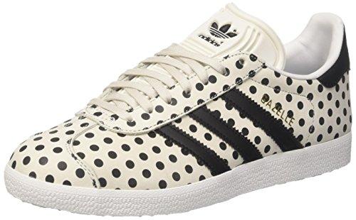 W Fitness balcri 000 De Blanc Femme Chaussures Ftwbla Negbás Adidas Gazelle CwIqq4