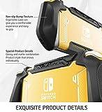 Mumba Grip Case for Nintendo Switch Lite, [Blade