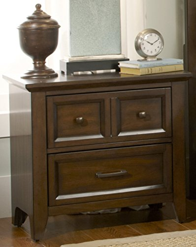 Liberty Furniture 461-BR61 Laurel Creek Night Stand, 27