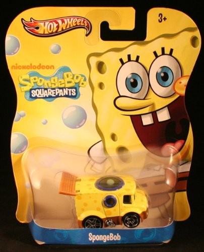 Hot Wheels Nickelodeon Spongebob Squarepants - SpongeBob