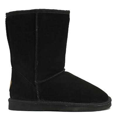 Lamo Sheepskin 9 inch Classic Boot | Snow Boots
