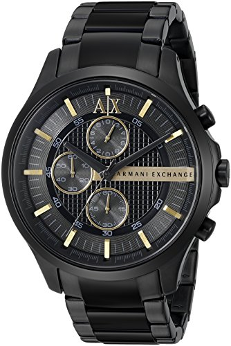 Armani Exchange AX2164 Black Watch product image