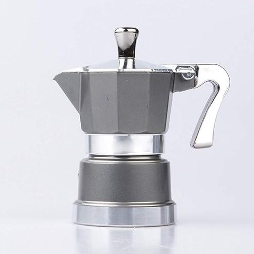 Tscenror HO Cafeteras Italianas Aluminio Mini Pot Mocha Mocha ...