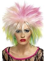 Smiffy's Women's Cute Wig Short Blonde