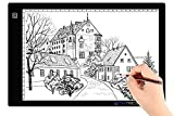 Photo : Tikteck A4 Ultra-thin Portable LED Light Box Tracer USB Power Cable Dimmable Brightness LED Artcraft Tracing Light Box Pad for Artists Drawing Sketching Animation Stencilling X-rayViewing (Renewed)