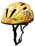 Cheap BeBeFun Pink Girl Toddler and Kids Multi-Sport Bike super lightweight Helmet (Bee)