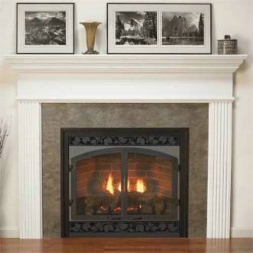 Empire Comfort Systems MFL-48-PG Plain Profile Mantel MFL-48-PL by Empire Comfort Systems