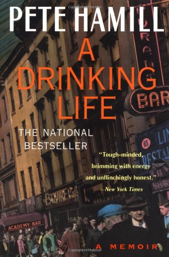 Book cover for A Drinking Life