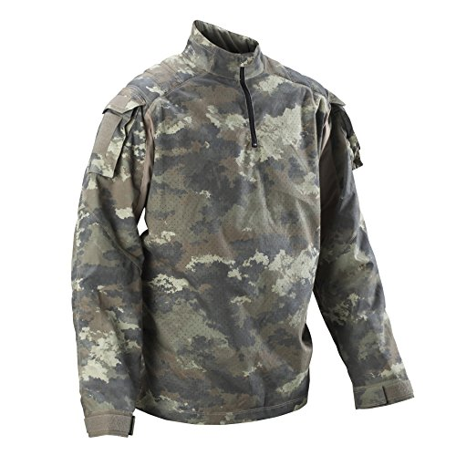 Empire Paintball THT Battle Tested Professional Jersey, Camo, X-Large/XX-Large