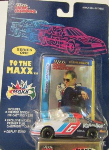 Maxx Nascar Racing - To the Maxx Series One, #6 Mark Martin