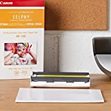 Canon RP-108 Color Ink/Paper Set, Compatible with