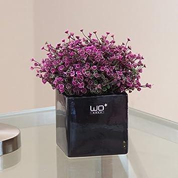 Kunstliche Fake Blumen Dekoration Esstisch Home Zubehor Kit Bonsai