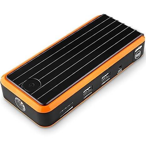 [Amazon Canada]AUKEY 12000mAh Portable Car Jump Starter Battery Charger $66.39 no tax!