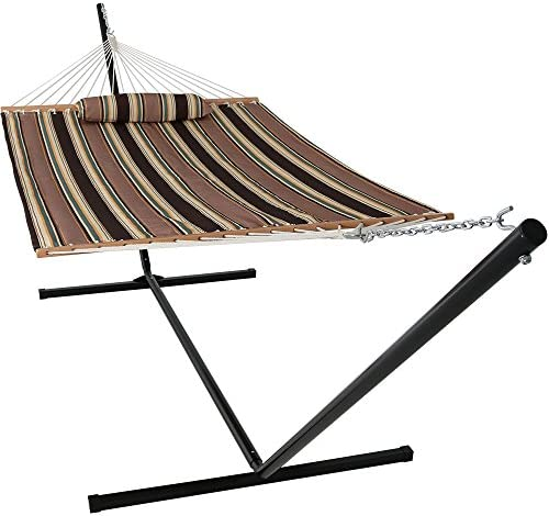 Sunnydaze 2-Person Double Hammock