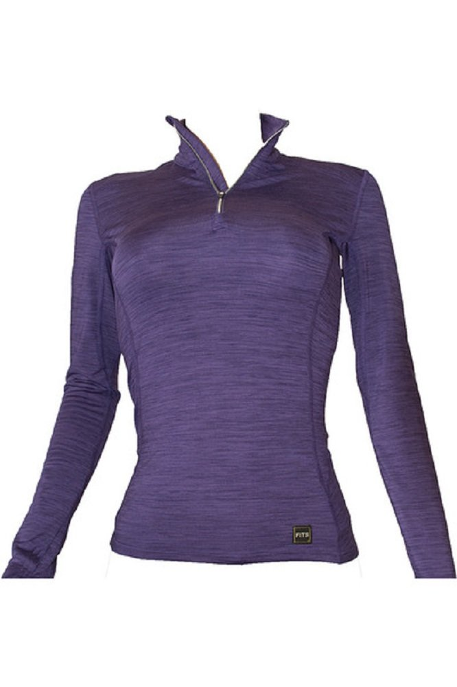FITS Riding Erin Base Layer Small Amethyst