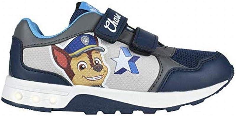 Zapatillas Deportivas Con Luz De La Patrulla Canina 24 Amazon Es Zapatos Y Complementos