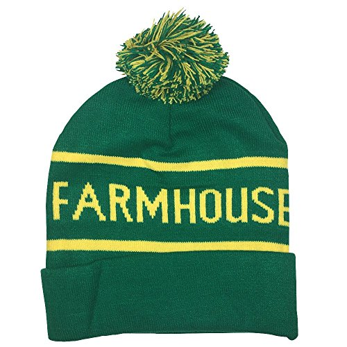 FarmHouse Fraternity Letter Winter Beanie Hat Greek Cold Weather - Canada Lauren Ralph Lauren