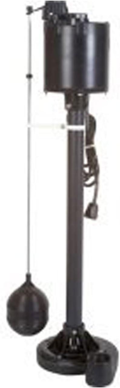 Zoeller 84-0001 Old Faithful 84 Pedestal Pump, 1/2 HP, 115V