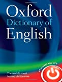 Oxford Dictionary of English, Oxford Dictionaries, 0199571120
