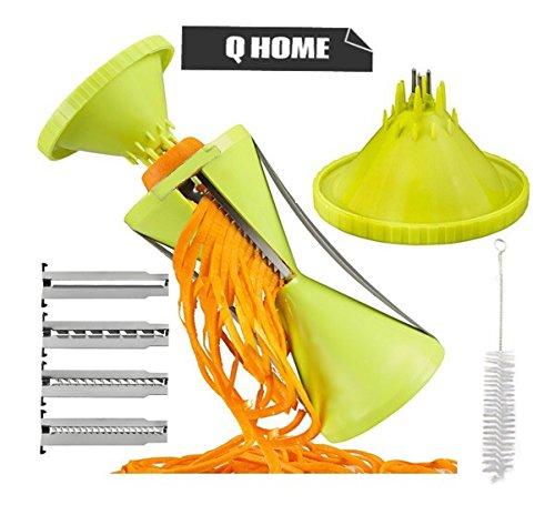 Home Spiralizer 4 blade Vegetable Spaghetti product image