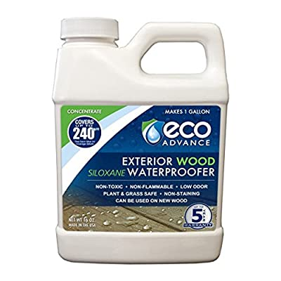 Eco Advance Wood Siloxane Waterproofer - Concentrate (1)