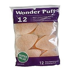 Wonder Puff Deep Cleansing Puffs #06300 ...