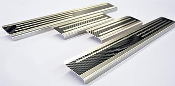 2124-109 WGS Einstiegsleisten Lackschutzfolie Einstiegschutz Schutzfolie SCHWARZ MATT 160/µm