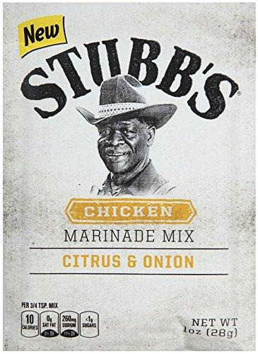 stubbs chicken marinade - 4