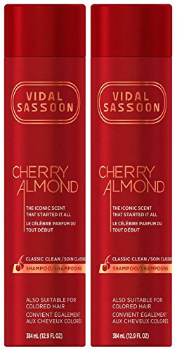 vidal-sassoon-classic-clean-shampoo-cherry-almond-129-oz-2-pk