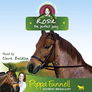 Tilly's Pony Tails 3: Rosie Audiobook