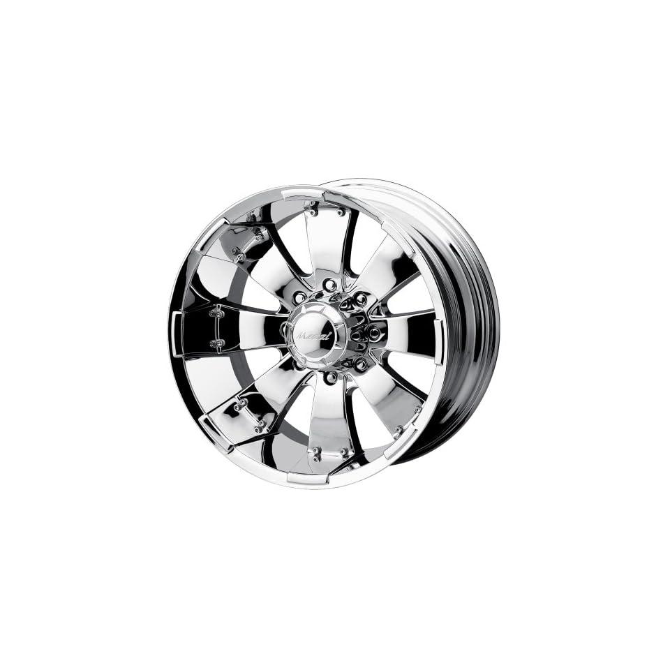22x10 Mazzi Hulk (755) (Chrome) Wheels/Rims 6x139.7 (755C 22183) Automotive