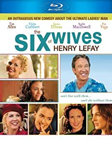 Six Wives of Henry Lefay [Reino Unido] [Blu-ray]