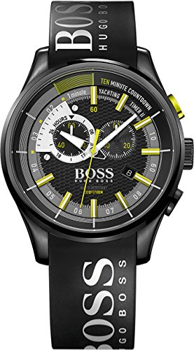 Hugo Boss YACHTING TIMER II 1513337 Mens Wristwatch Yachting Timer