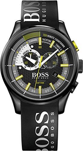 Hugo Boss YACHTING TIMER II 1513337 Mens Wristwatch Yachting Timer
