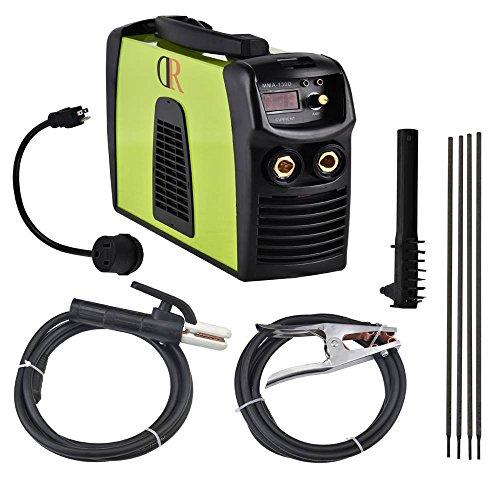 TIG 200 Amp ARC MMA Stick Welder DC Inverter 110/230V Welding Soldering Machine by AmicoUSA