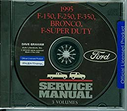 1995 ford truck pickup factory repair shop service manual cd rh amazon com 2015 Chevy Cruze Factory Service Manual Dodge Factory Service Manual