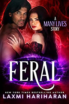 Feral: Paranormal Wolf Shifter Romance  (Many Lives Book 1) by [Hariharan, Laxmi]