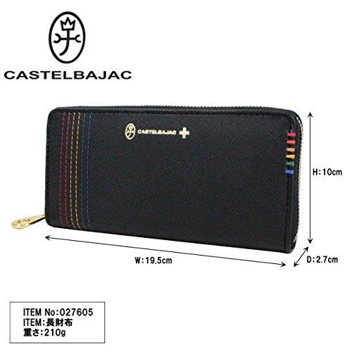 White CASTELBAJAC 027605 fiscal Sest CASTELBAJAC Sest cloth Long UaRSRWP