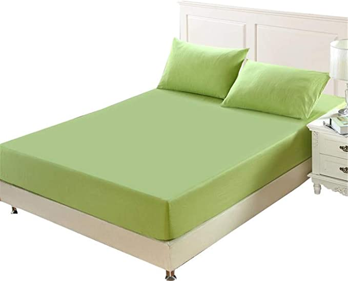 SUYUN Cubierta de colchón rellena Cubre colchón de Fibra ...