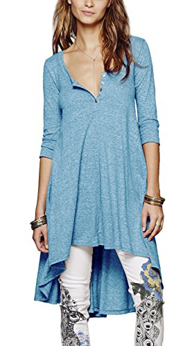 half shirt dress - 9