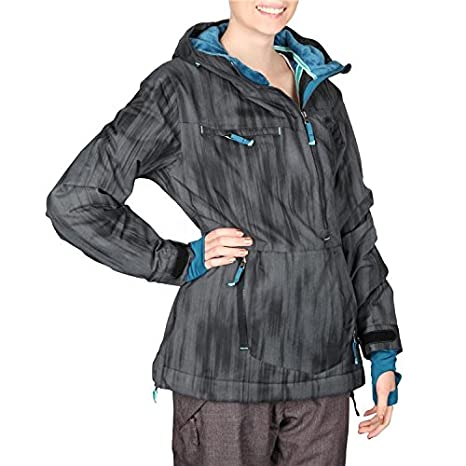 UA Snowboard Under Armour Ski December Sunlight Anorak Jacket - Women's