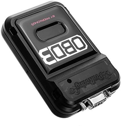Chiptuning Tuning chip box Pro Racing GTS3 Series pour Clio IV 1.6 RS Trophy 220PS Race Chip Premium Tuningbox avec moteur