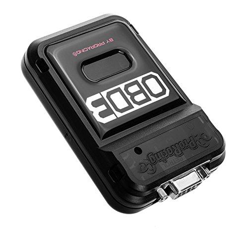 Chiptuning Powerbox GT-RS3 pour Transit Custom 2.2 TDCi 100PS Diesel Premium Tuningbox avec couple moteur acc/él/érateur et consommation r/éduite